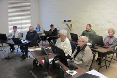 Lake Gaston Computer Classes