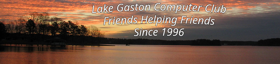 Lake Gaston